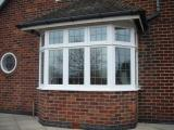 solid wood flush casement windows