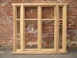 solid wood flush casement windows in derby